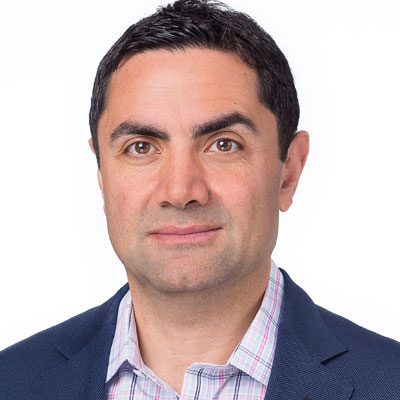 Bob Ghafouri Head Shot