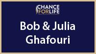 Bob and Julia Gafouri