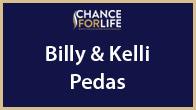 Billy & Kelli Pedas