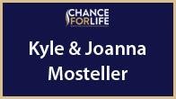 Kyle & Joanna Mosteller
